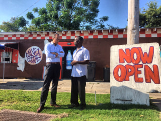 This Is The Only Grocery Store in the Lower Ninth Ward After Katrina