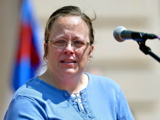 Kentucky Clerk Asks Supreme Court to Intervene in Gay Marriage Case