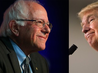 Bernie Sanders, Donald Trump Surge in New Iowa Poll