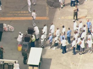 Six Cases of Legionnaires' Disease Confirmed at San Quentin
