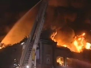 Fire Rips Through 97-Year-Old Chicago Bowling Alley