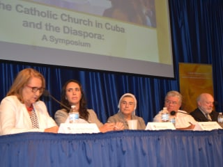 Ahead of Pope's Visit, Church Leaders From Cuba and Miami Meet