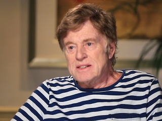 Robert Redford Says This Is Why He Won't Watch His Own Movies