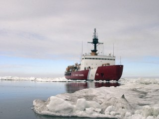 Obama to Call for More U.S. Coast Guard Icebreakers in Changing Arctic