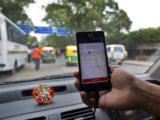 Woman Who Sued Uber Over Alleged Rape in India Ends Lawsuit
