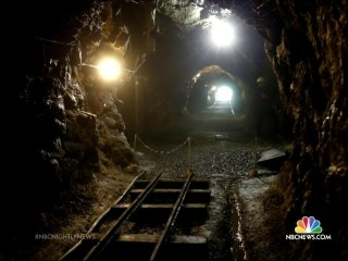 Hidden Treasure: The Mystery of the Nazi Gold Train
