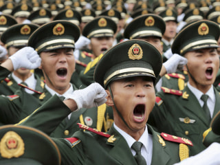 China to Shut Down Beijing for Tightly-Controlled WWII Parade