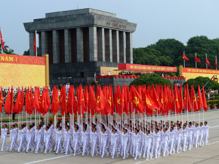 Pomp and Color as Vietnam Marks 70th National Day