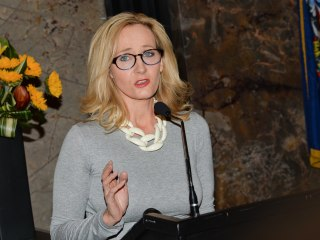 Harry Potter's Son Follows in Footsteps: J.K. Rowling