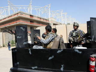 Construction Workers Kidnapped at Baghdad, Iraq, Sports Stadium