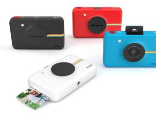 Polaroid's Snap Camera Puts Instant Printing in Minimal Frame