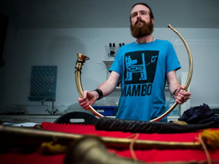 Bronze-Age Music Gets Encore Thanks to 3-D Printer