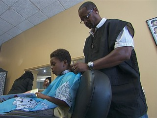Why This Barber Is Giving Free Haircuts to Kids Who Read to Him