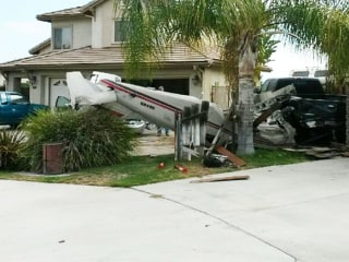 Flight Instructor, Student Die in Southern California Plane Crash