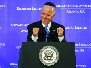Biden Says Family Will Decide Whether He Runs for President