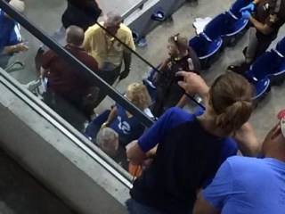 Falling Roof Bolt Injures 3 Fans During Colts-Bengals Game in Indianapolis