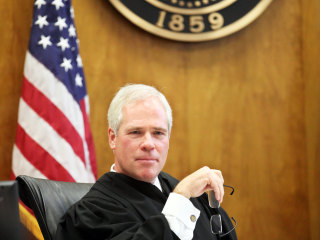 Oregon Supreme Court suspends judge who refused to marry gay couples