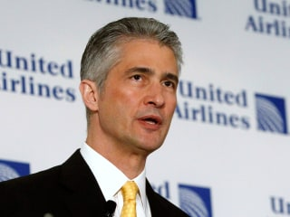 United Airlines CEO Quits Amid Probe Involving Ex-N.Y. Airports Honcho