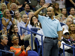 Former Tennis Star James Blake on Mistaken Arrest: Cop Shouldn't Get Badge Back