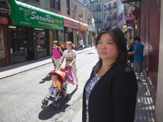 'I Wasn't Going to Walk Away': New York's First Female, Asian Cop