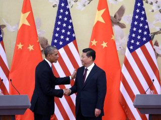 Obama Hosts China's President Xi Amid Simmering Tensions