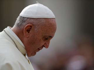 ISIS Magazine Dabiq Singled Out Pope Francis Ahead of U.S. Trip