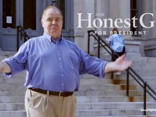 'Honest Gil' Returns to Ridicule Big Money Politics