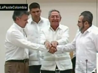 Colombia, FARC Rebel Group Announce Major Breakthrough in Peace Talks