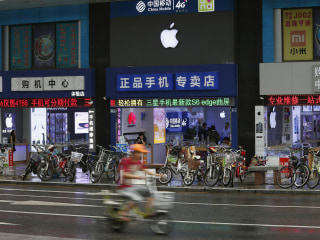 China Will Likely Continue to Take a Bite Out of Apple