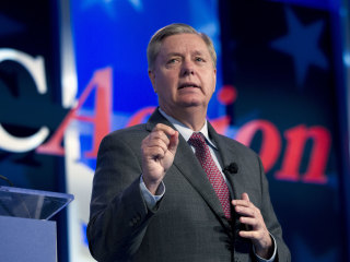 Lindsey Graham Faces A Looming Deadline in His Home State