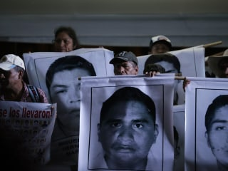 Mexico Tortured Suspects in Kidnapping of 43 Students: Report