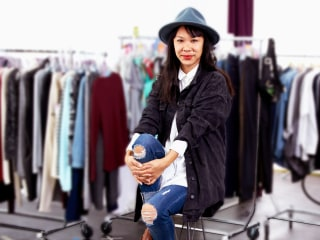 Taiwanese-American Stylist Aims to Give 'Fast Fashion' an Ethical Makeover