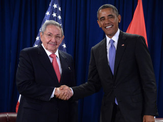 Castro to Obama: Return Guantanamo, Lift Embargo