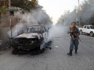 Taliban Driven From Much of Kunduz, Afghan Officials Say