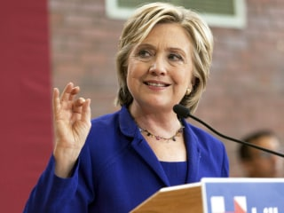 First Read: A Make-or-Break Month for Hillary Clinton