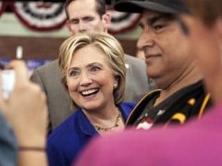 Clinton Campaign Launches 'Latinos For Hillary'