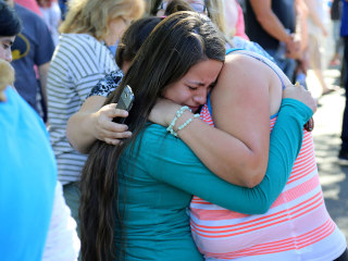 Students Hid In Darkened Classroom After Shooting at Oregon's Umpqua Community College