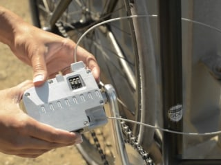 Pedal Lock Makes Security a Part of Your Bike