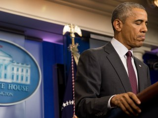 'Thoughts and Prayers Are Not Enough': Obama on Oregon Shootings