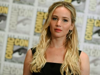 Jennifer Lawrence Says President Trump Would Spell 'the End of the World'