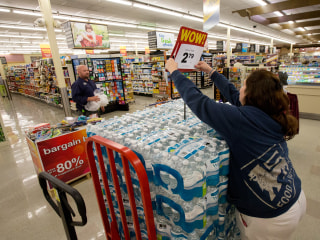 Hurricane Hoarding: East Coasters Stock Up Ahead of Joaquin