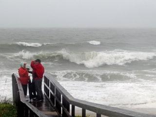 Hurricane Joaquin and Rex Block to Bring Life-Threatening Floods
