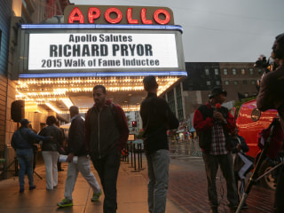 Apollo Theater Honors Comics For the First Time on Walk Of Fame