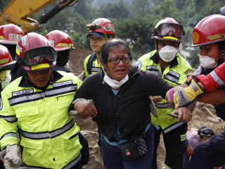 At Least 73 Dead in Guatemala Mudslide, Hundreds Feared Lost