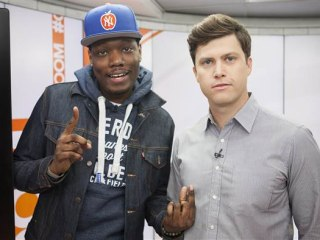 Michael Che and Colin Jost of 'SNL' Reveal Their Morning Routines