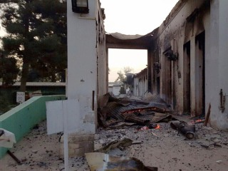 Pentagon: Afghan Forces Asked For Airstrike on Hospital