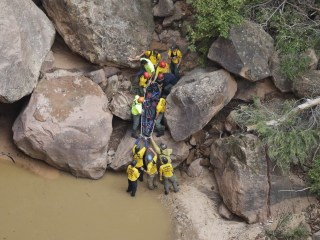 Authorities Probe Deadly Floods at Utah's Zion National Park