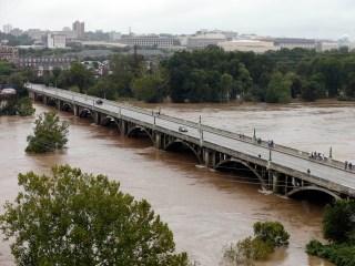 Carolinas Battered by Historic Rains