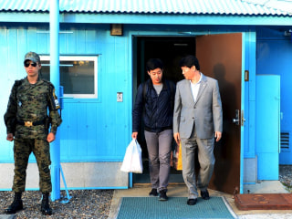 North Korea Frees New York University Student Joo Won-moon