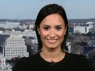VIDEO: Demi Lovato Speaks Out On Need for Mental Health Reform